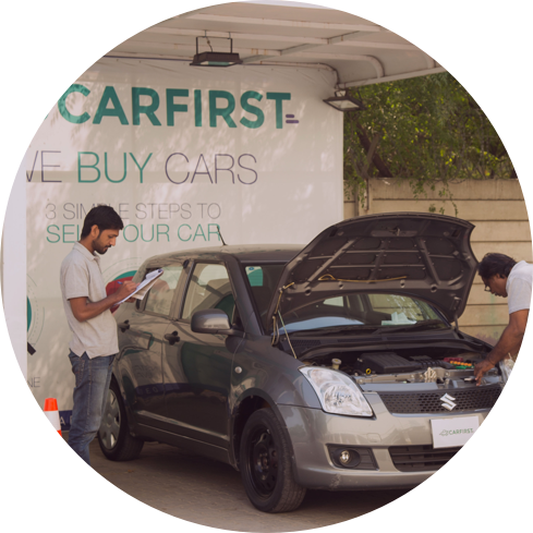 Carfirst Sell Used Cars Online Price Valuation In Pakistan