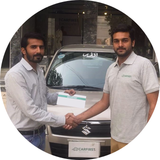 CarFirst: Sell Used Cars, Online Price Valuation in Pakistan